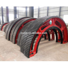 Good Quality Large Half Ring Gear For Ball Mill