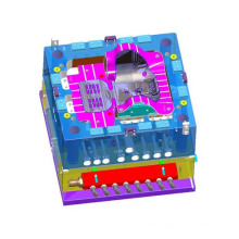 New Design Custom Plastic Mould for Electronic Parts