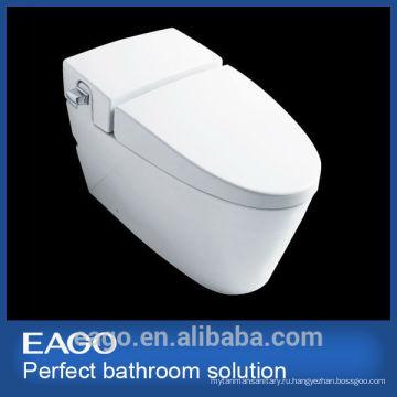 """ЕАГО цельный керамический туалет """"сифоник"""" TB340M/Л"""