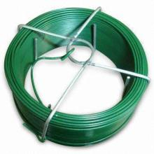 Leading for Barbed Wire Small Coil PVC Coated Iron Wire supply to Indonesia Manufacturers
