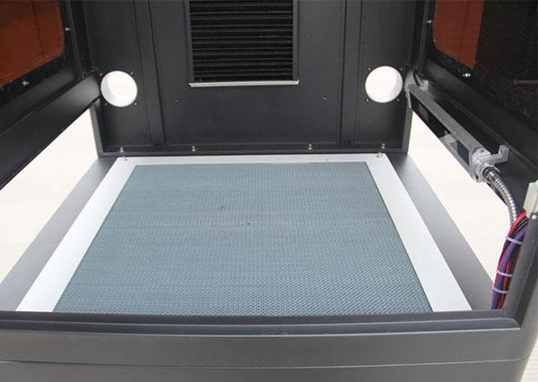600*600mm co2 laser marking machine