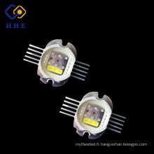 COB RGBW de la puissance élevée 36w 4 in1 a mené pour la lumière d'étape