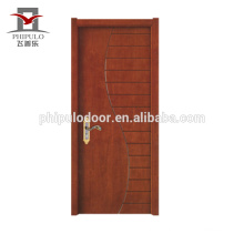 High quality economic soundproof philippines narra solid wood interior door