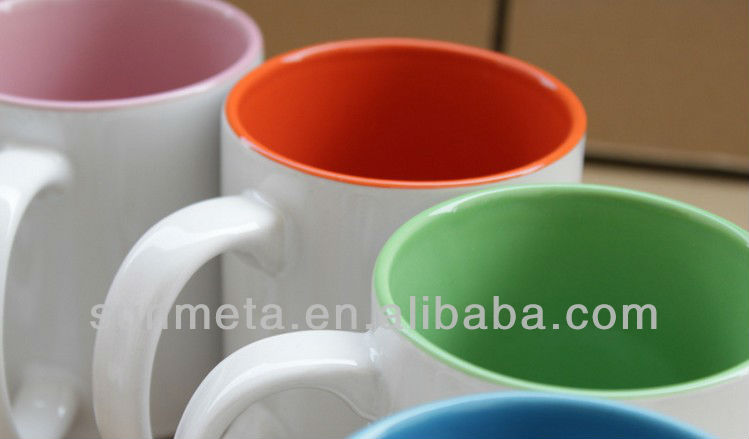 FREESUB Sublimation Printing Personalized Tea Cups on Sale