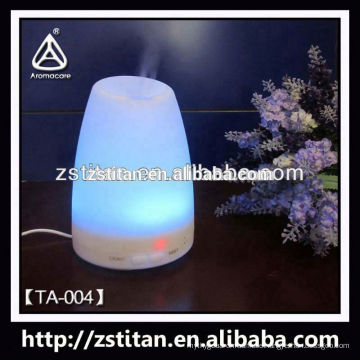 Hot mini plasma ionic air purifier