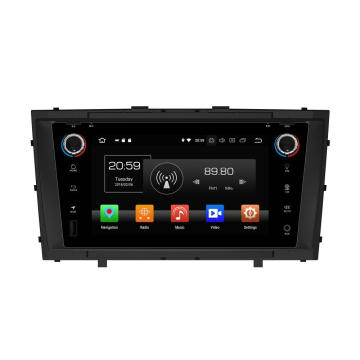 Avensis 2009-2015에 대한 Android car dvd