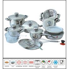 Cookware Set T304 for Us Market