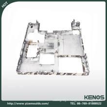 Nouveau support de PC de comprimé de conception Boîtier électronique de moulage mécanique sous pression de magnésium