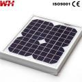 20W flexible high efficiency solar pannels