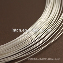 China fabrication silver tin oxide electric wire