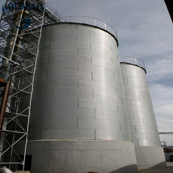 Steel Silo For Grsin Storage