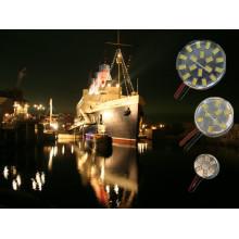 Luz impermeable llevada marina de la CC 12V IP67 llevó la luz decorativa interior y exterior para el barco / el yate