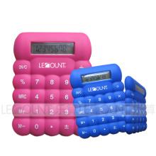 Calculadora pequena do silicone de 8 dígitos (LC516)