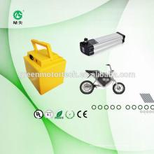 Paquet de batterie d'ion de 60v 50Ah 80Ah li