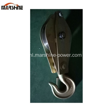 Lifting Pulley Set Multi Sheave Blocks