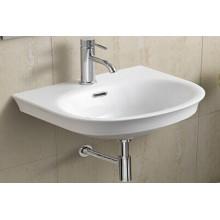 Bassin de salle de bains en céramique suspendu (630)