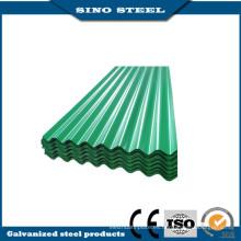 Hoja de techo de hierro corrugado de alta calidad de precio favorable