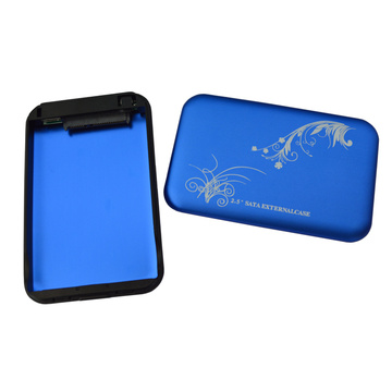 USB2.0 SATA External Hard Drive Case