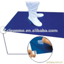 "Hot Sale 24"" X 36"" CleanRoom Sticky Mat with different color and size"