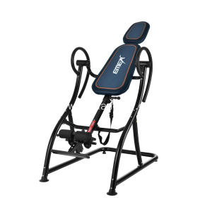 Motorized inversion therapy table