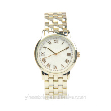 Fashion Style Swis Japan Movt Quartz Watch Stainless Steel Back