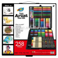Stationery set for kids painting