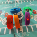 Custom Silicone Colorful Armband till salu