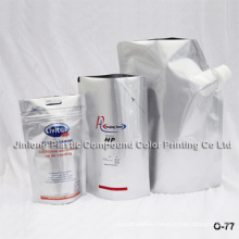 Stand-up Aluminium Foil Packaging Bag