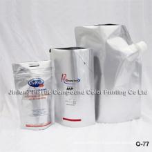 Stand-up Aluminium Foil Packaging Bag