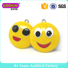 Promotional Gift Emoji Pendant Charms for Keyring