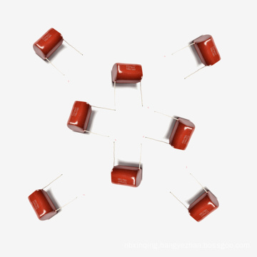 Metallized Polyester Film Capacitor Mkt-Cl21 15UF 5% 100V for Pulses