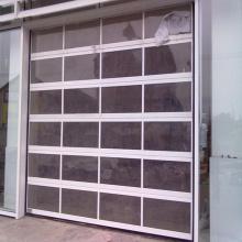 Transparente Sectional Acryl Schiebetür
