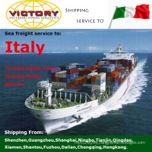 Sea Freight Shipping Container From China to Italy