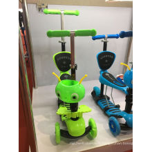 2016 New Style Inflatable Baby Walker, poussette, Seat Walker