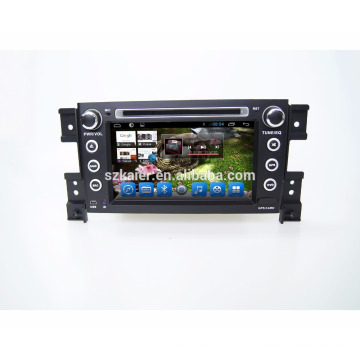"China 7"" Original Interface UI Video Radio Car DVD GPS for Suzuki Grand Vitara support Reversing Camera,DVR , WIFI ,Vedio"