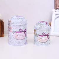 Wedding Tin Box 16