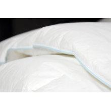 Edredões e travesseiros de microfibra de poliéster acolchoado