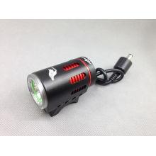 Geführtes Fahrradlicht Nachladbares 1000LM 1x Cree xml t6 führte Licht für elektrisches Fahrrad