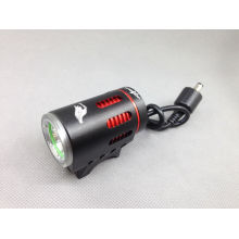led bike light Rechargeable 1000LM 1x Cree xml t6 led light for electric bike