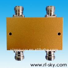 1700-2200MHz 2 IN 2 OUT componentes de híbridos de energia 3dB