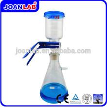 Aparelho de filtragem de vácuo de laboratório JOAN com braçadeira de aço inoxidável