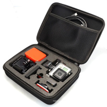 Hot Middle Size Case Sports Collection Storage Protection Bags Box for Hero5 4 3 + 2 3 SJ4000 xiaoyi Camera Accessories