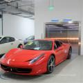 Deeoo Auto Underground Garage Mini Car Parking Elevator Lift
