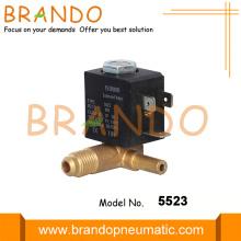 5523 Válvula solenoide Industrial Micro Calentador Máquina de planchado