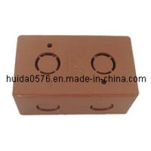 Caja de interruptor eléctrico molde / molde de PVC