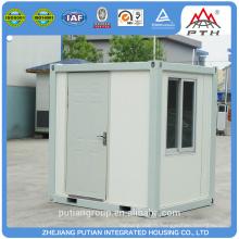 PTJ-8 * 10A maisons de conteneurs préfabriqués verts