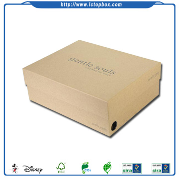 High quality elegant handmade shoe box