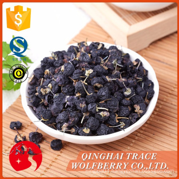 Hot selling good quality black organic wolfberry