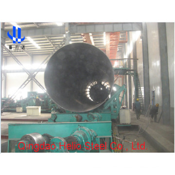 API 5L X52 SSAW Spiral Welded Pipes