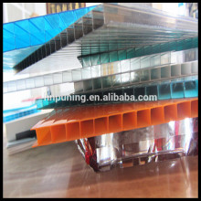 2014 New 4mm-16mm Polycarbonate hollow sheet for carports